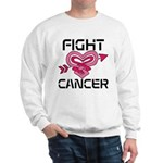 Fight Cancer Sweatshirt
