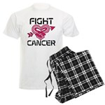 Fight Cancer Men's Light Pajamas