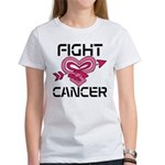 Fight Cancer Women's T-Shirt