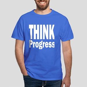 Think Progress: Dark T-Shirt