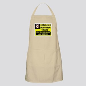 CHECK OUT TIME Apron