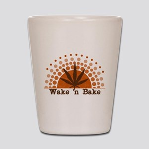 Riyah-Li Designs Wake 'n Bake Shot Glass
