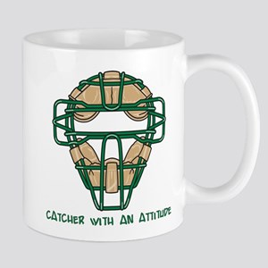 Catcher with an Attitude Mug