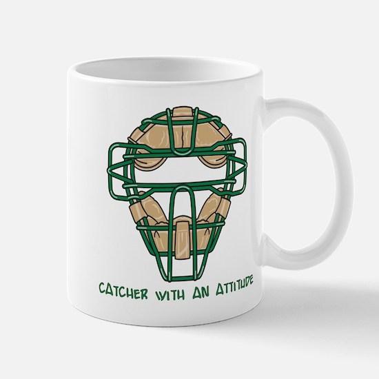 Catcher with an Attitude Mug