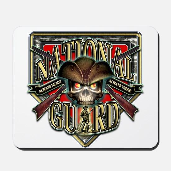 US Army National Guard Shield Mousepad