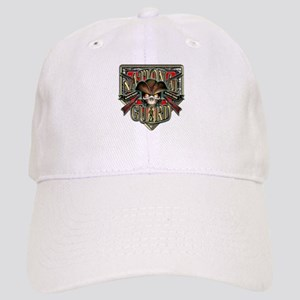 US Army National Guard Shield Cap