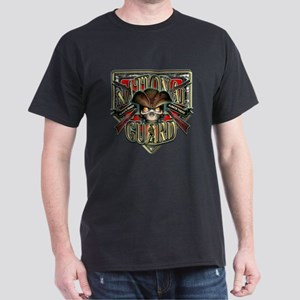 US Army National Guard Shield Dark T-Shirt