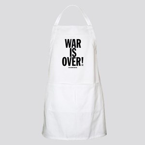 War Is Over! Apron