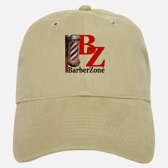 Official BarberZone Baseball Baseball Cap