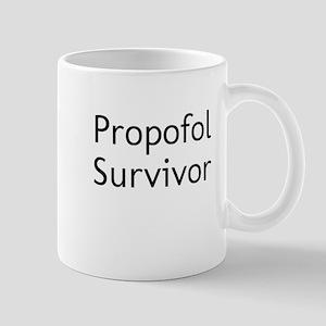 Propofol Survivor Mug