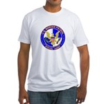 Border Patrol Agent Fitted T-Shirt