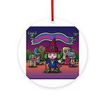 Horror night Ornament (Round)