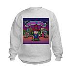 Horror night Kids Sweatshirt