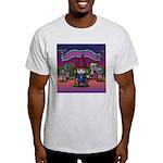 Horror night Light T-Shirt