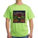 Horror night Green T-Shirt