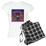 Horror night Women's Light Pajamas