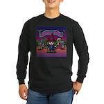 Horror night Long Sleeve Dark T-Shirt