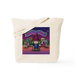 Horror night Tote Bag
