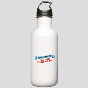 Count on Me Stainless Water Bottle 1.0L