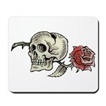 Skull & Rose Mousepad