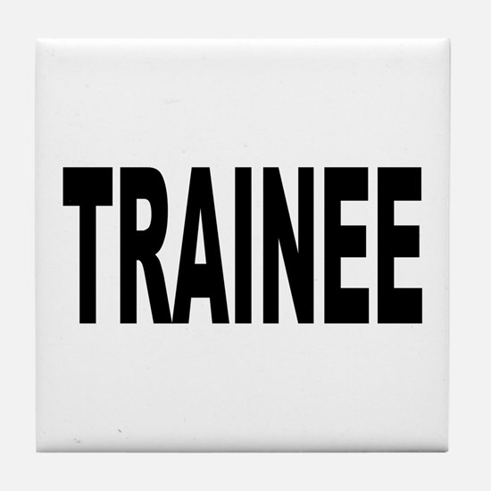 Trainee Tile Coaster
