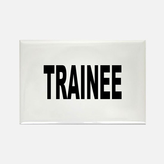 Trainee Rectangle Magnet
