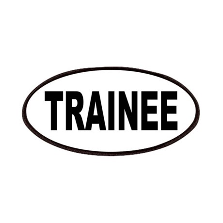 Trainee Patches