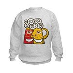 beer Kids Sweatshirt