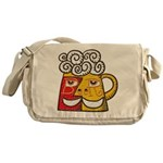 beer Messenger Bag