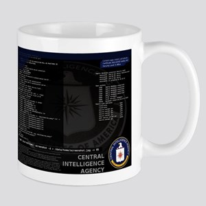 cia unix Mug