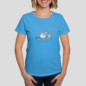 Grandma To Be (SP) Women's Dark T-Shirt