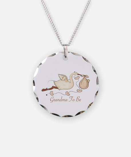 Grandma To Be (SP) Necklace