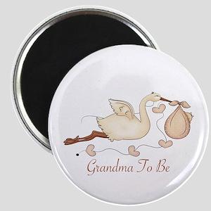 Grandma To Be (SP) Magnet