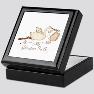 Grandma To Be (SP) Keepsake Box
