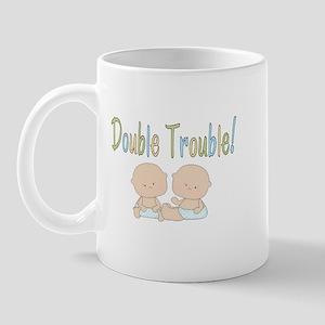 Double Trouble Twins Mug