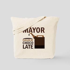Mayor (Funny) Gift Tote Bag