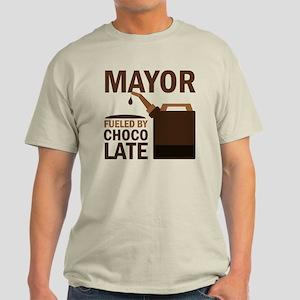 Mayor (Funny) Gift Light T-Shirt