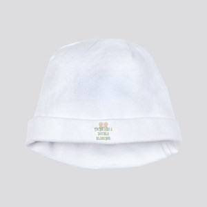 Double Blessing Twins baby hat