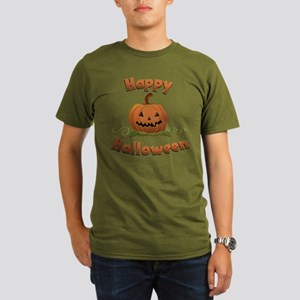 Halloween Organic Men's T-Shirt (dark)