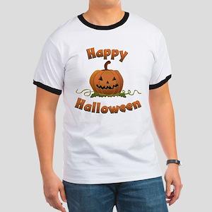 Halloween Ringer T