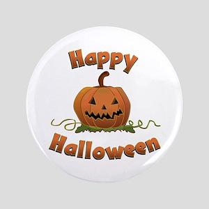 "Halloween 3.5"" Button"