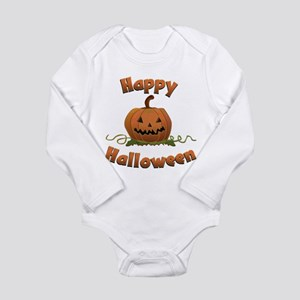 Halloween Long Sleeve Infant Bodysuit