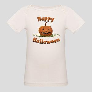 Halloween Organic Baby T-Shirt