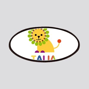 Talia the Lion Patches
