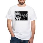 Lies -- Yeah! White T-Shirt