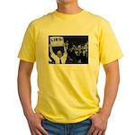 Lies -- Yeah! Yellow T-Shirt
