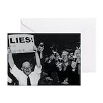 Lies -- Yeah! Greeting Cards (Pk of 10)