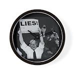 Lies -- Yeah! Wall Clock