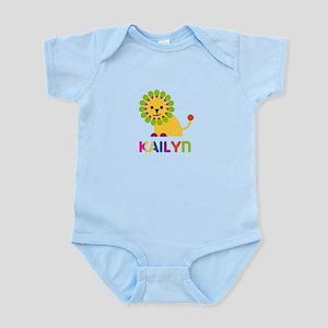 Kailyn the Lion Infant Bodysuit