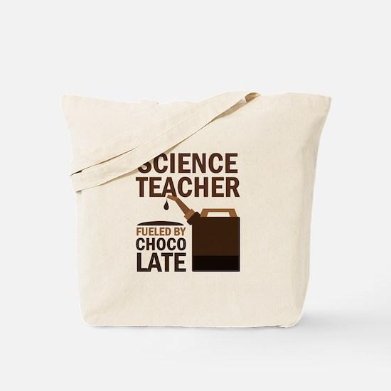 Science Teacher (Funny) Gift Tote Bag